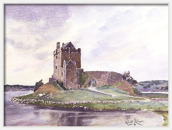 Keith Thompson - Dunguaire Castle Kinvarra County Galway Ireland