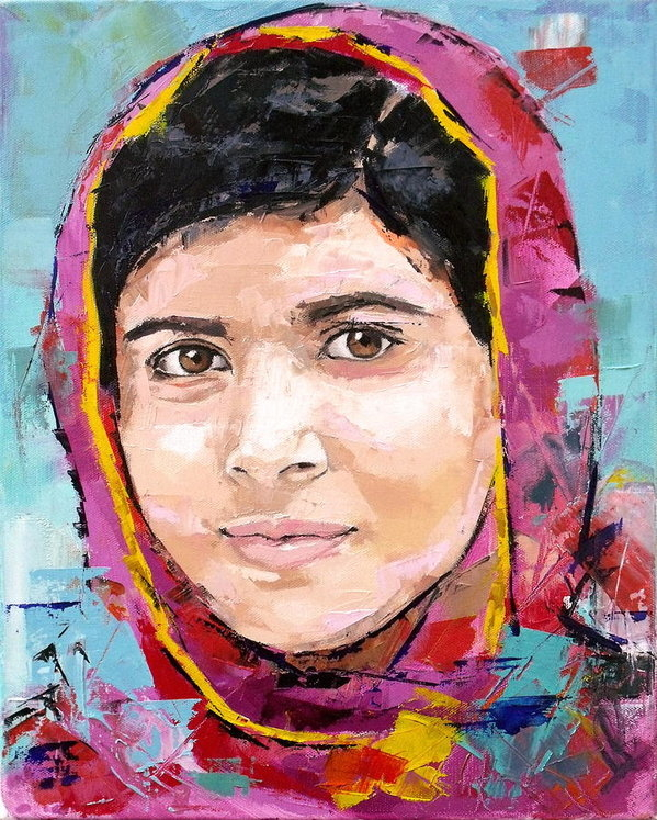 Richard Day - Malala Yousafzai