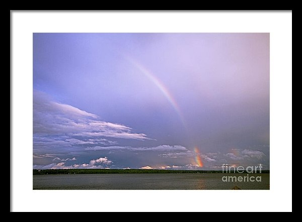 Butch Lombardi - End of the Rainbow Sebago Lake Maine