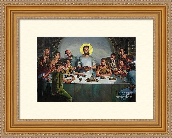 William Bukowski - The Last Supper