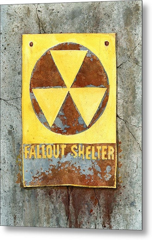 Jennifer  Creech - Fallout Shelter #2