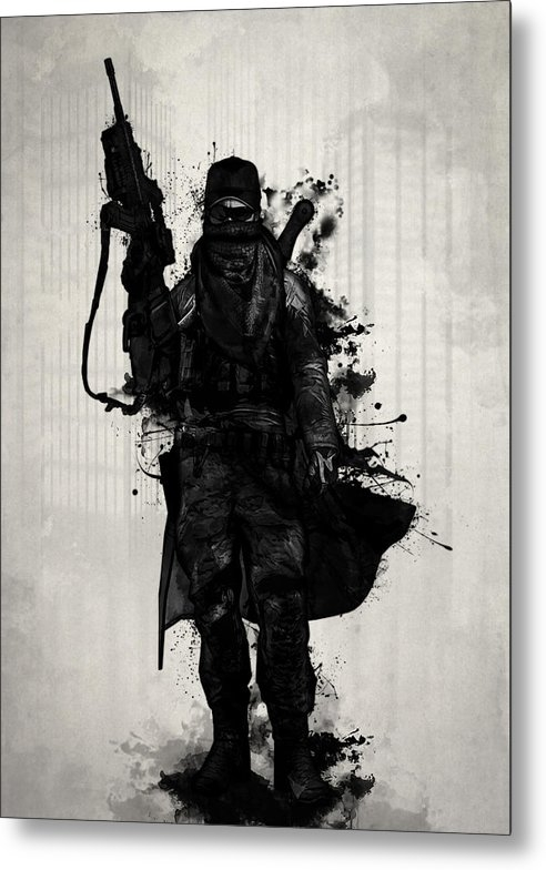 Nicklas Gustafsson - Post Apocalyptic Warrior