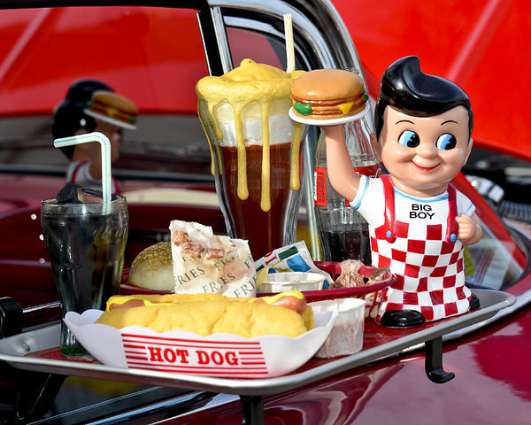 Carolyn Marshall - Drive-In Food Classic
