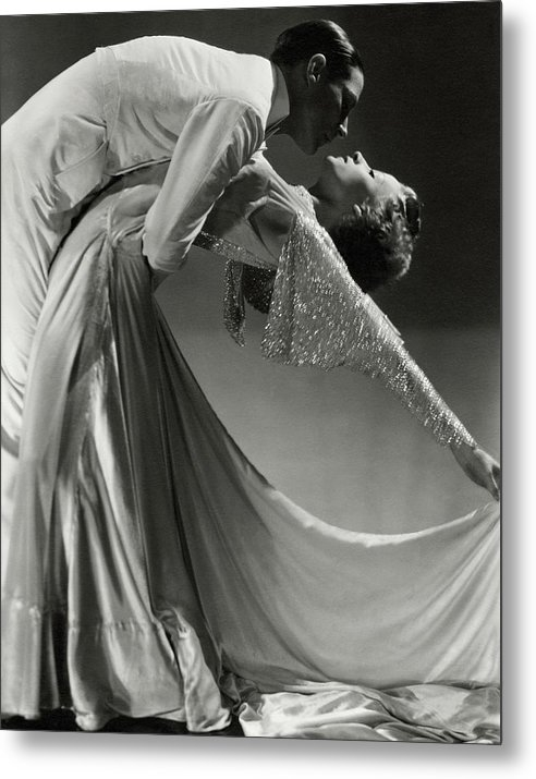 Horst P. Horst - Jack Holland And June Hart Dancing