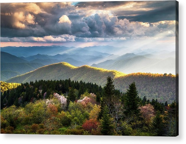 Dave Allen - Great Smoky Mountains National Park - The Ridge