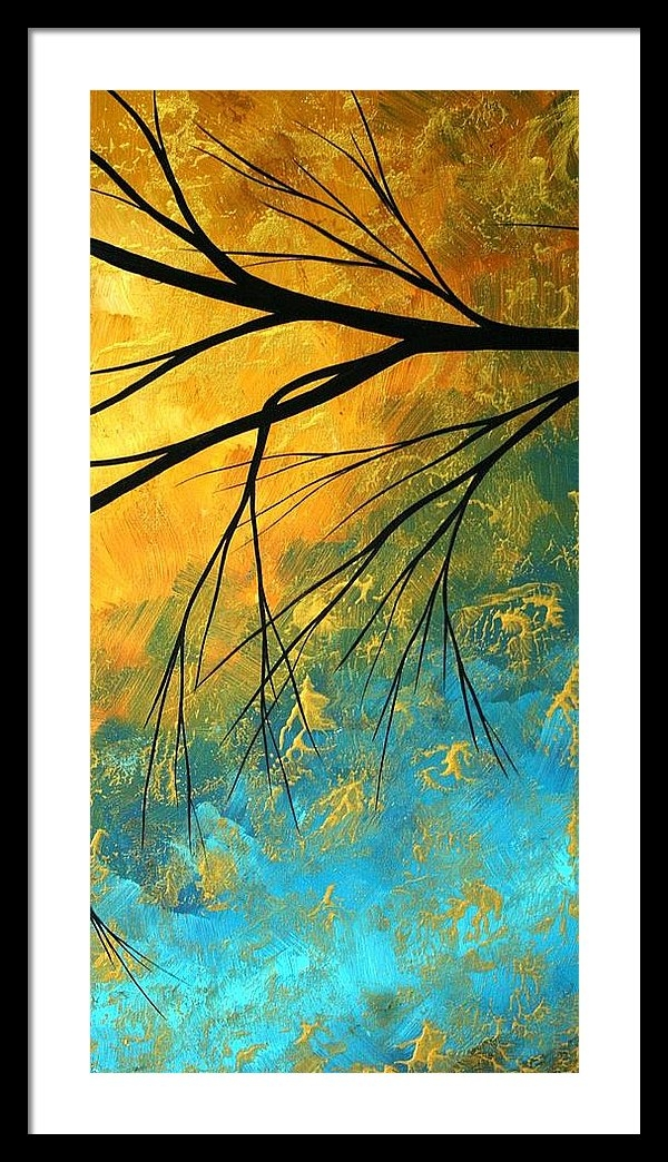 Megan Duncanson - Abstract Landscape Art PASSING BEAUTY 2 of 5