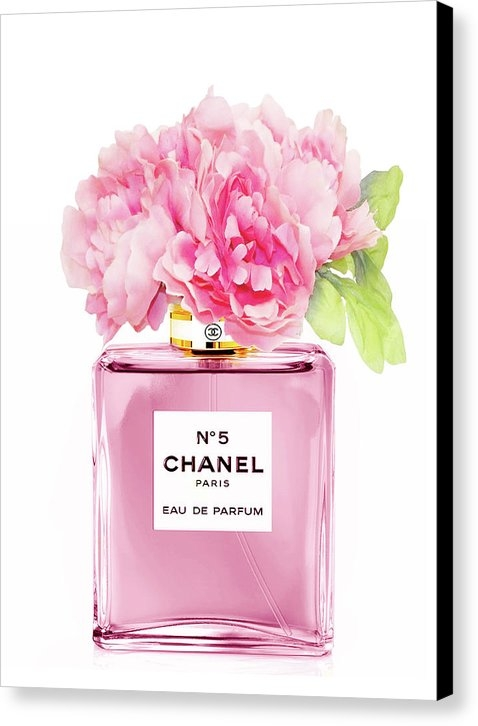 Green Palace - Chanel n5 pink with flowers
