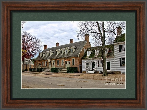 Olivier Le Queinec - Brick House Tavern in Williamsburg