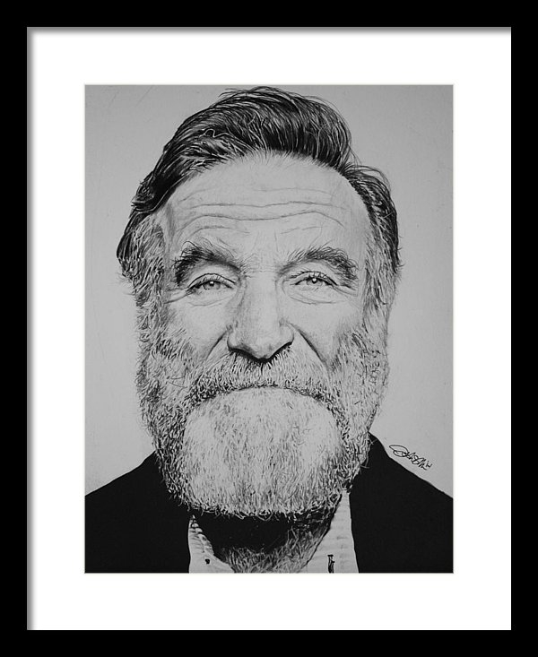 Joshua Navarra - Robin Williams