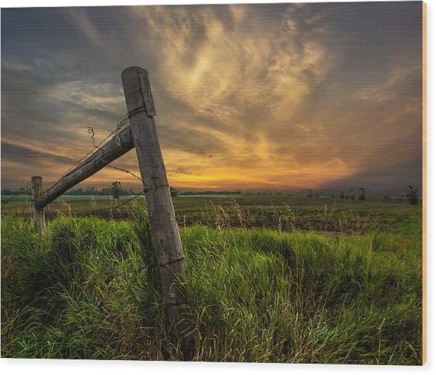Aaron J Groen - Country Sunrise