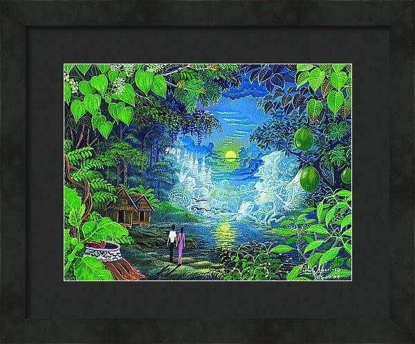 Pablo Amaringo - Amazonica Romantica