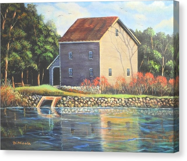 Anthony DiNicola - Beckman Mill
