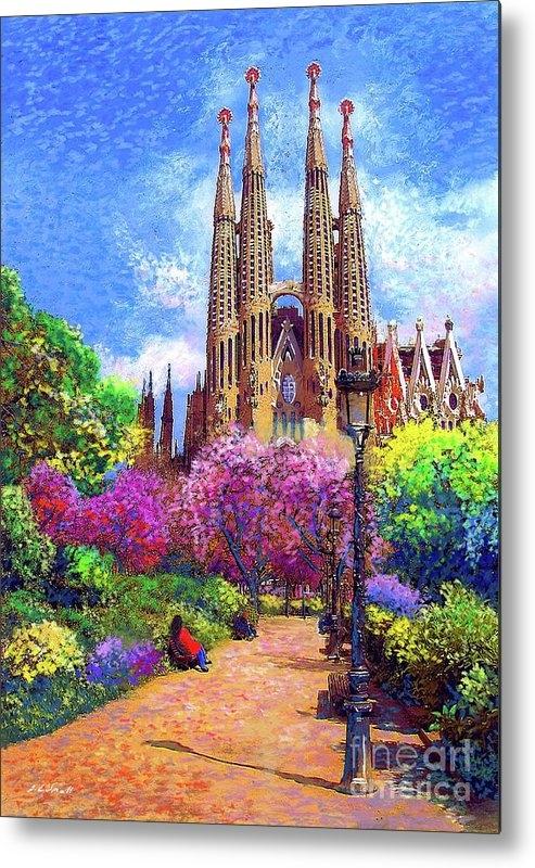 Jane Small - Sagrada Familia and Park,Barcelona