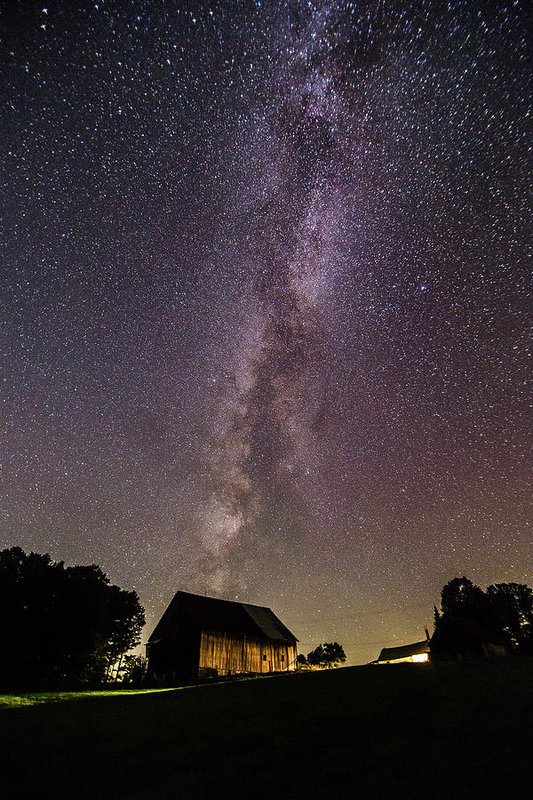 Tim Kirchoff - Milky Way and Barn