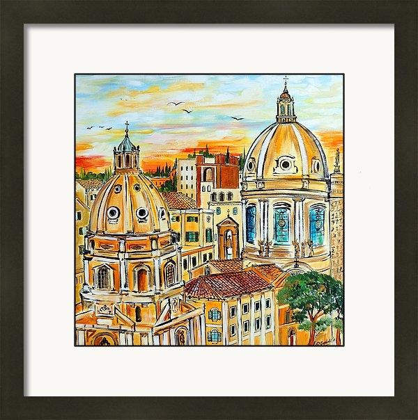 Roberto Gagliardi - Roman Churches