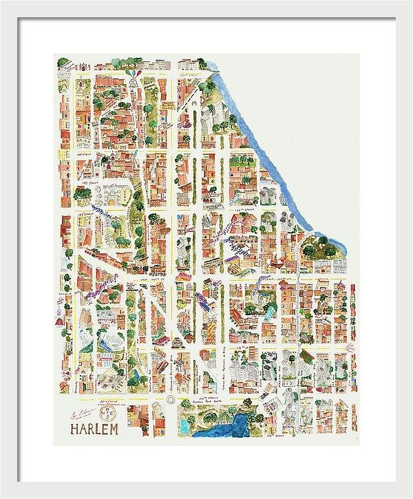 Afinelyne - Harlem from 106-155th Streets