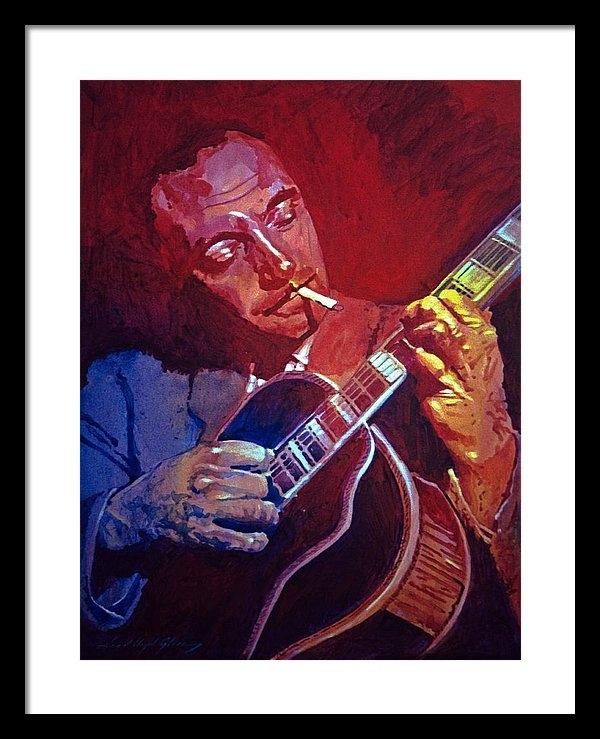 David Lloyd Glover - Django Sweet Lowdown