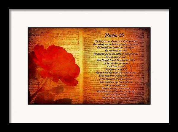 Michelle Greene Wheeler - Psalm 23