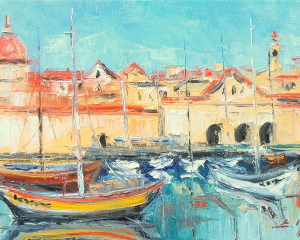 Luke Karcz - Croatia - Dubrovnik harbour