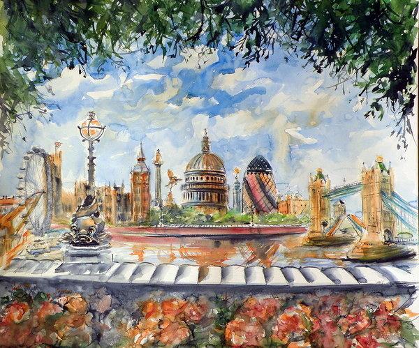 Kovacs Anna Brigitta - London