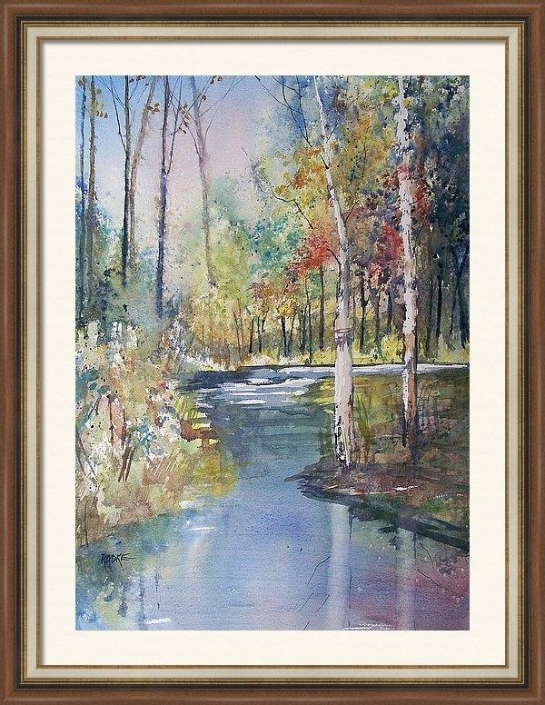 Ryan Radke - Hartman Creek Birches