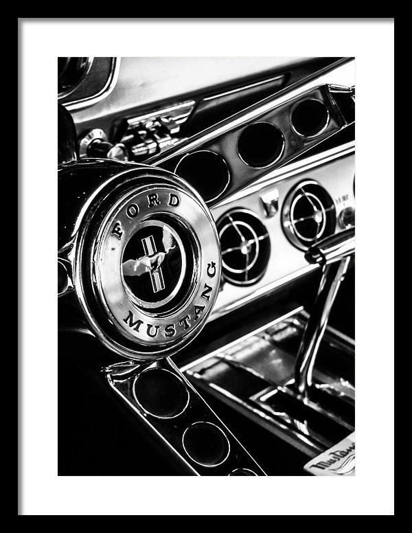 Jon Woodhams - Classic Mustang Interior