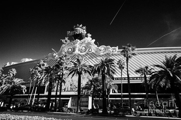 Joe Fox - Harrahs resort and casino Las Vegas Nevada USA