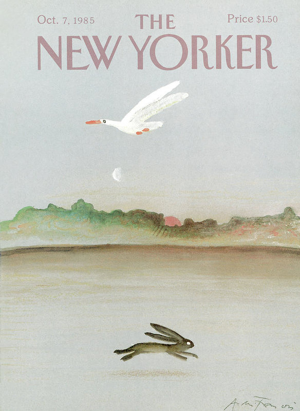 Andre Francois - New Yorker October 7th, 1985