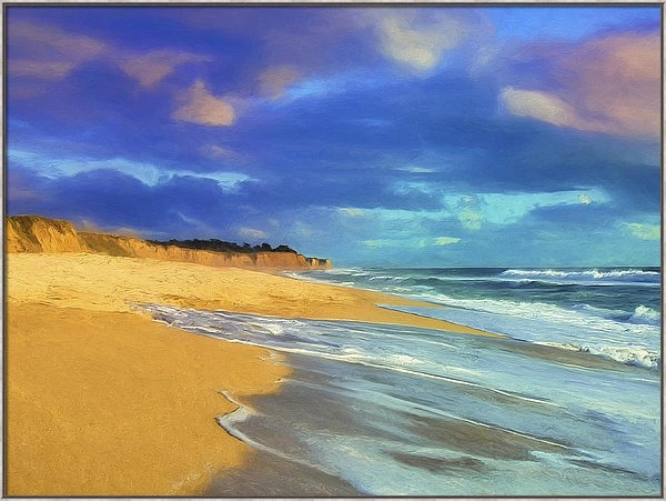 Dominic Piperata - The Shoreline at Half Moon Bay