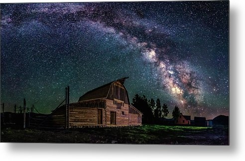Ryan Smith - Moulton Barn Milky Way