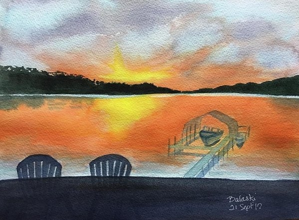 Belinda Balaski - Lil Eddie's on Lake Minnetonka
