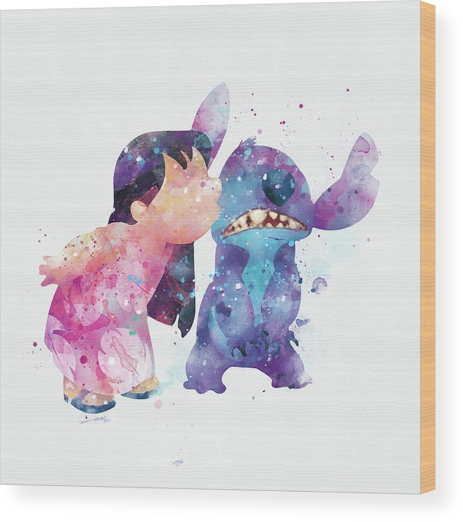 Monn Print - Lilo and Stitch