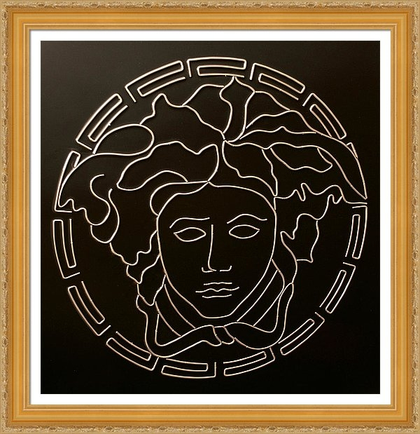Peter Virgancz - Versace Medusa Head