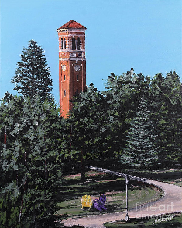 Tim Lindquist - Summer Campanile