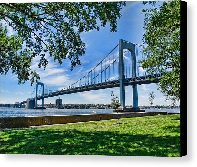 June Marie Sobrito - Throgs Neck Bridge