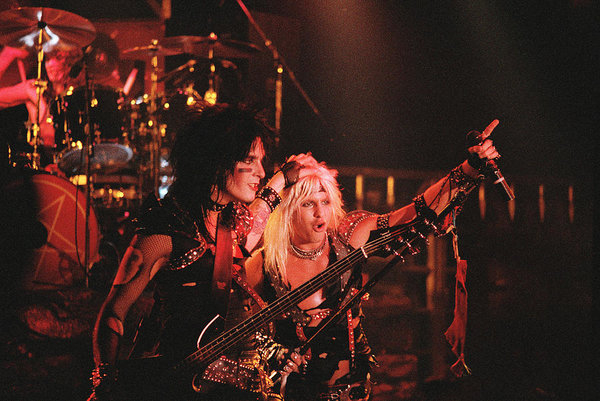 Chris Deutsch - Motley Crue '83
