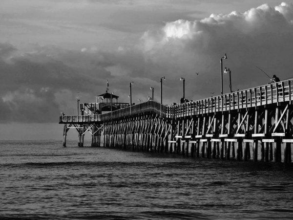 Greg Kear - Fishing Pier