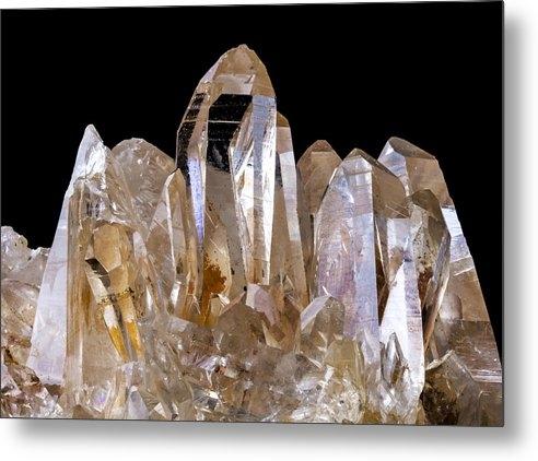 Jim Hughes - Quartz crystals
