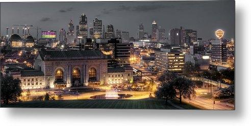 Ryan Heffron - Kansas City Skyline