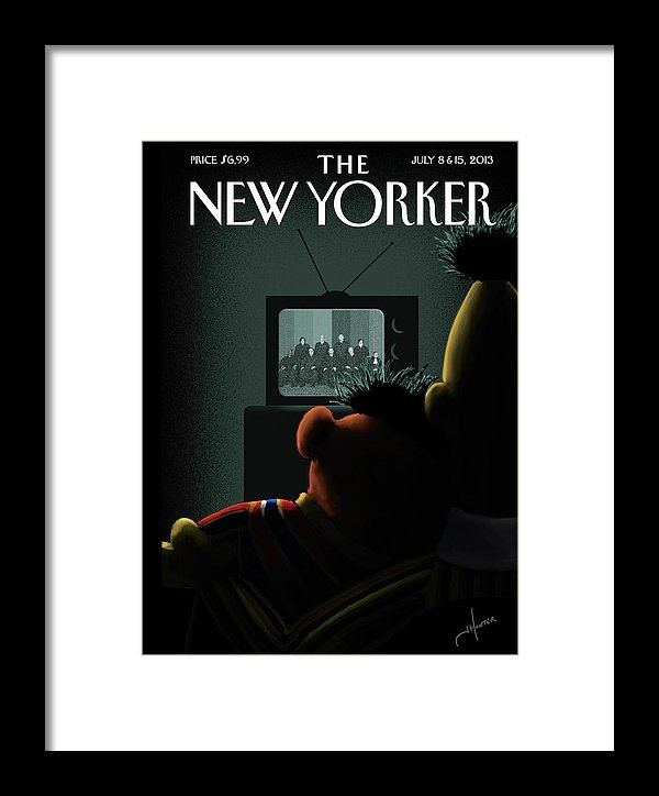 Jack Hunter - New Yorker July 8th, 2013