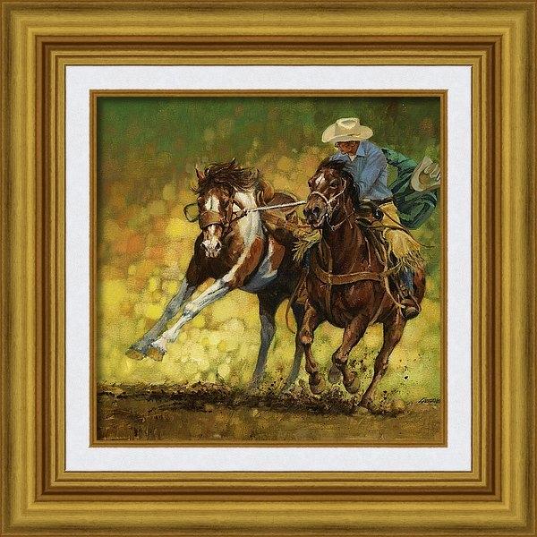 Don  Langeneckert - Rodeo Pickup