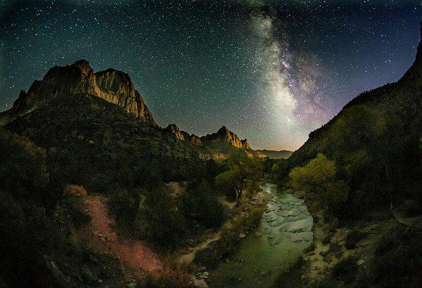Anthony Zeljeznjak - Virgin River, Zion