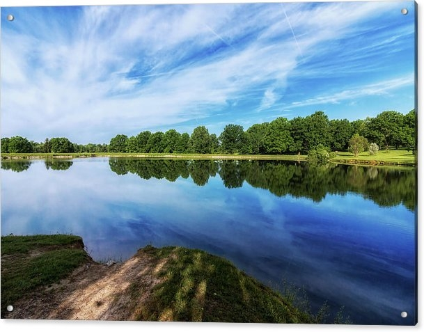 Tom Mc Nemar - Lake View