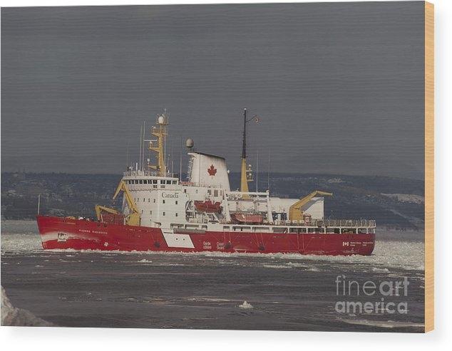 Jean  Hemond -  CCGS Pierre Radisson Icebreaker