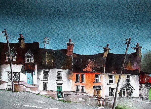 Val Byrne - Ballinaclash Wicklow Ireland