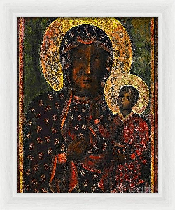Andrzej Szczerski - The Black Madonna