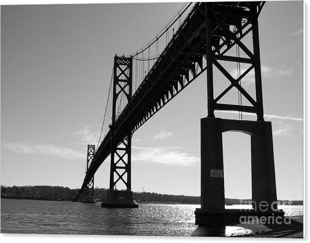 John Van Decker - Mount Hope Bridge Rhode Island