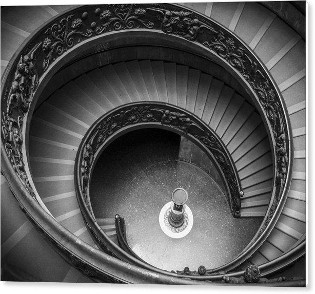 Adam Romanowicz - Vatican Stairs