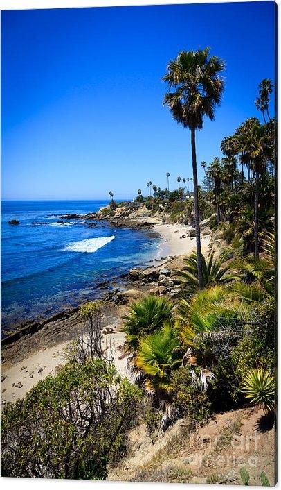 Paul Velgos - Laguna Beach California Beaches