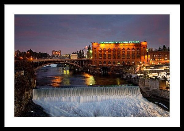 James Richman - Washington Water Power